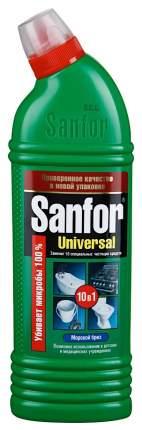 Универсальное чистящее средство Sanfor universal 750 г