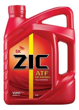 Трансмиссионное масло ZIC 4л 162630