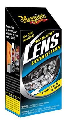 Набор для полировки фар Meguiar's Headlight Lens Correction G3700 0,473 л