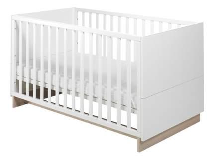 """Детская кровать Geuter """"United"""" белая/натуральная"""