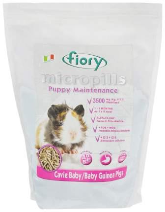 Корм для морских свинок FIORY MICROPILLS 2 кг 1 шт