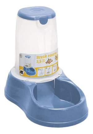Автокормушка для кошек и собак Stefanplast, устойчивая, 3.5 л