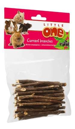 Лакомство для грызунов Little One Ветви смородины, 50г