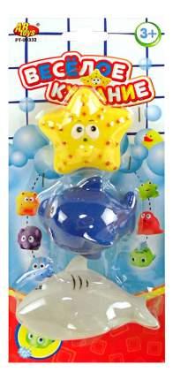 Игрушка для купания ABtoys Веселое купание