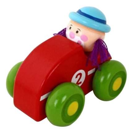 Машинка Mapacha Клоун красный
