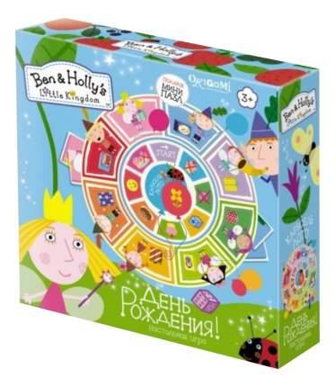 Семейная настольная игра Origami День рождения