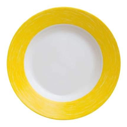 Тарелка Luminarc Color Days yellow 22 см
