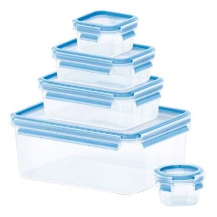 Контейнер для хранения пищи Tefal Clip&Close 5 шт, (K3029012)