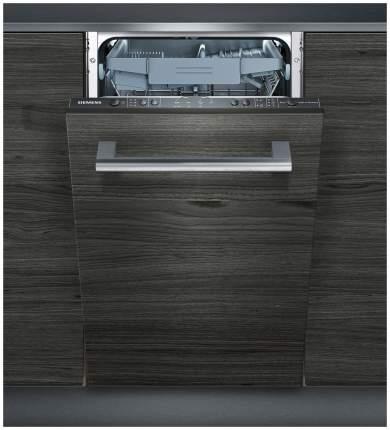 Встраиваемая посудомоечная машина 45 см Siemens SR64E072RU