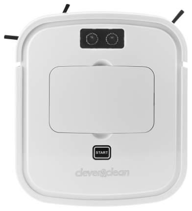 Робот-пылесос Clever&Clean Slim vRpro 02  White