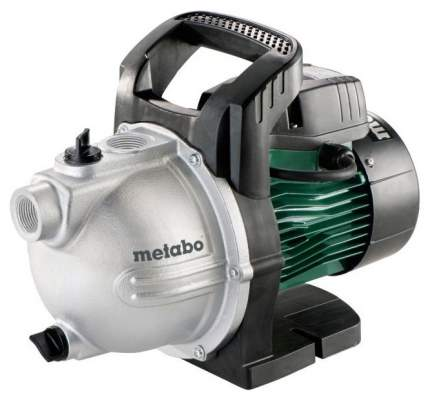 Самовсасывающий насос Metabo P 3300 G 600963000