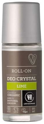 Дезодорант Urtekram Deo Crystal Lime 50 мл