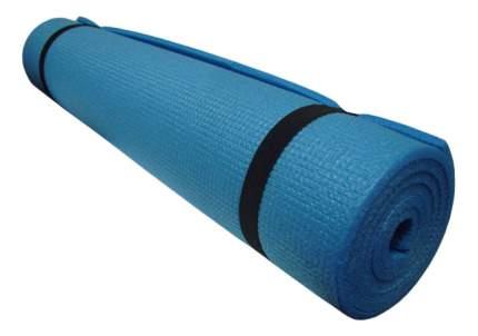 Коврик для фитнеса Hawk HKEM1208-06-BLUE синий 6 мм