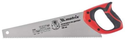 Ножовка по дереву MATRIX 23540