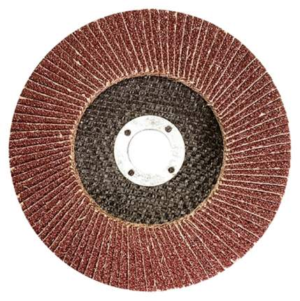 Круг лепестковый шлифовальный для шлифовальных машин No name Рос 74001
