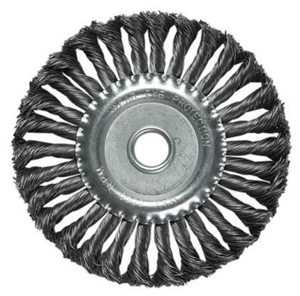 Кордщетка для шлифовальных машин MATRIX 175 мм 22,2 мм 0,5 мм