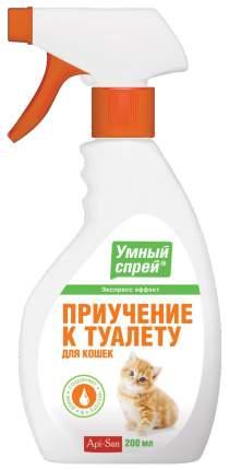 Спрей для приучения к туалету Api-San пластиковый флакон с распылителем