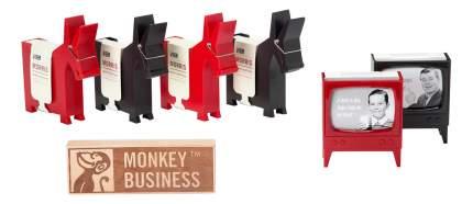 Декоративный предмет MONKEY BUSINESS Логотип