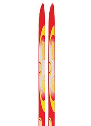 Беговые лыжи детские VISU Step 2017, 130 см