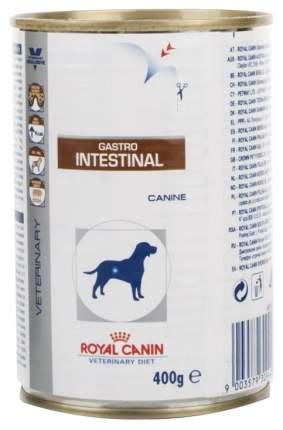 Консервы для собак ROYAL CANIN Gastro Intestinal, свинина, 400г