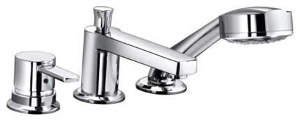 Смеситель для ванны на борт Kludi ZENTA 384460575 хром