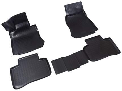 Комплект ковриков в салон автомобиля для Mercedes-Benz Norplast (NPA11-C56-525)