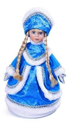 Кукла новогодняя Новогодняя сказка Снегурочка 35 см, 973012