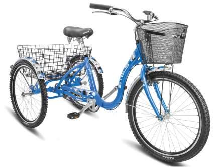 """Велосипед Stels Energy IV V020 2018 15.5"""" синий"""