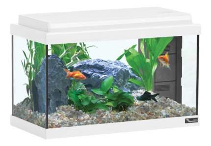 Аквариум для рыб Aquatlantis Advance LED 40, белый, 20 л