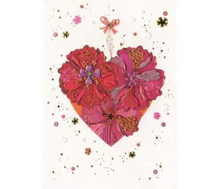 Открытка Turnowsky Сердце MO6257