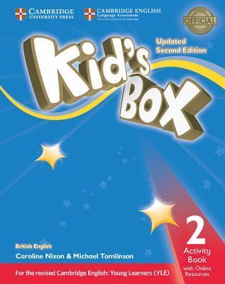 Kid's Box Upd 2Ed 2 AB +Online Res