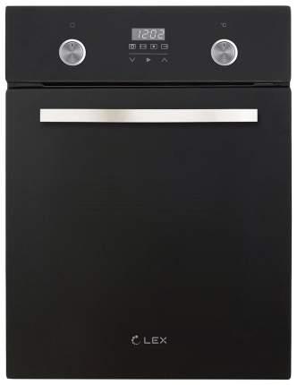 Встраиваемый электрический духовой шкаф LEX EDP 4590 MATT EDITION Black