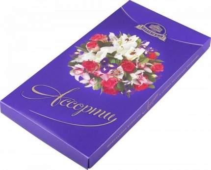 Набор конфет Бабаевский ассорти из темного шоколада с нежными начинками 300 г