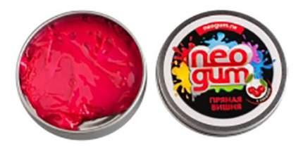 Игрушка-антистресс Neogum Жвачка для рук Пряная вишня с запахом