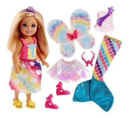 Кукла Barbie Челси фея русалка