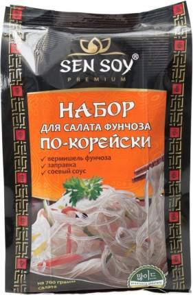 Набор для салата Sen Soy фунчоза по-корейски  210 г