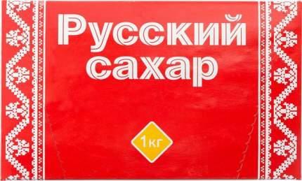 Сахар Русский сахар прессованный 1 кг