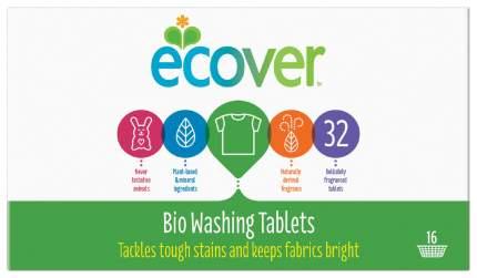 Экологические таблетки для стирки Ecover 32 штук