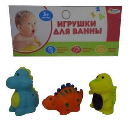 Игрушки для ванной 3 дракона Играем вместе LXB342_343_345