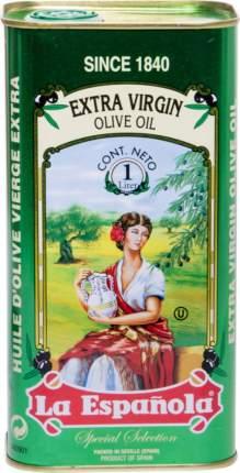 Масло La Espanola extra virgin  оливковое нерафинированное 1 л