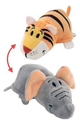 Мягкая игрушка Вывернушка 2 в 1 Тигр-Слон 1 TOY Т10876