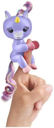 Интерактивное животное Fingerlings единорог Alika пурпурное 3709