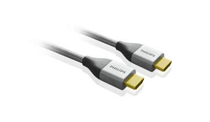 Кабель Philips HDMI - HDMI 3м Grey (SWV3453S/10)
