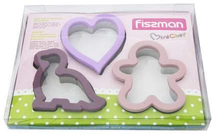 Формочки для вырезания печенья FISSMAN 8570