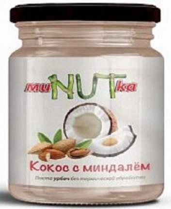 Паста МиNUTка урбеч кокос и миндаль 200 г
