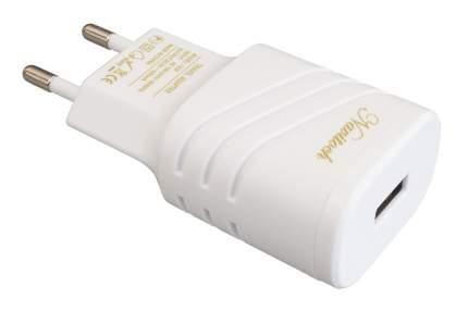 Сетевое зарядное устройство Navitoch 1 USB 1A  White