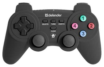 Геймпад Defender Scorpion L2 Black (64261)