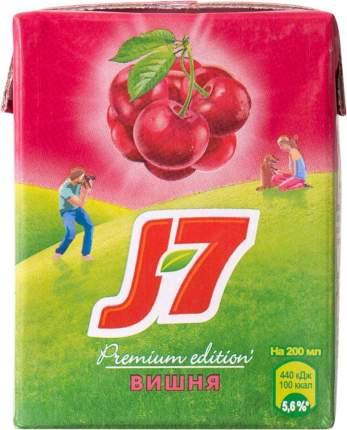 Нектар J7  вишня 0.2 л