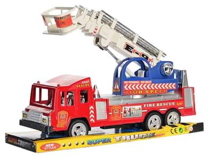 Машина спецслужбы Shenzhen Toys Пожарная машина Super truck 300-7, в асс.