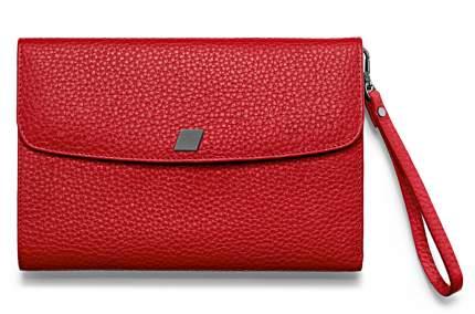 Женское кожаное портмоне Audi Sport 3141401100 red